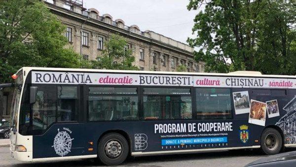 O nouă rută de autobuz este lansată astăzi, la Chișinău. Ea face legătura dintre sectoarele Rîșcani și Buiucani