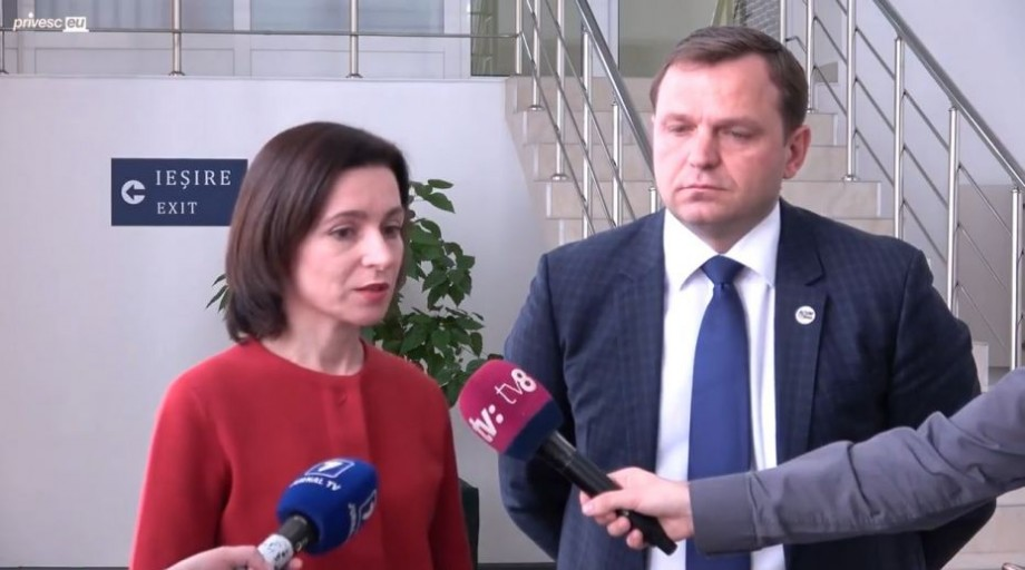 (video) Maia Sandu și Andrei Năstase spun că ar fi fost otrăviți cu mercur