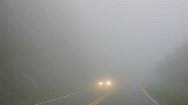 Avertizare meteorologică. Serviciul Hidrometeorologic de Stat a prelungit codul galben de ceață
