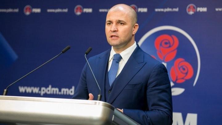 Oficial: Vladimir Cebotari este candidatul PDM pentru funcția de primar de Chișinău