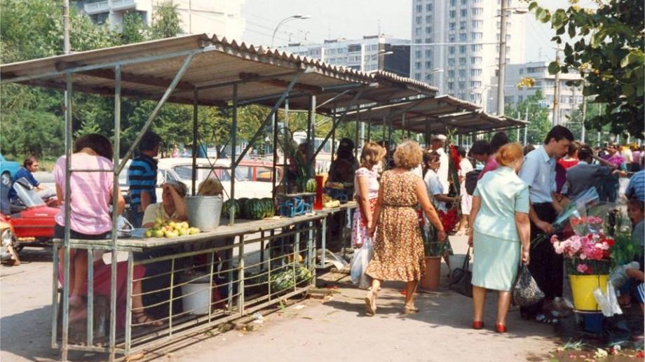 (foto) Capitala de după independență. Cum arăta orașul Chișinău în anul 1993