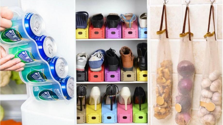 (foto) Ai puțin spațiu liber în casă? Vezi câteva obiecte care vă vor ajuta să economisiți locul în încăperile mici