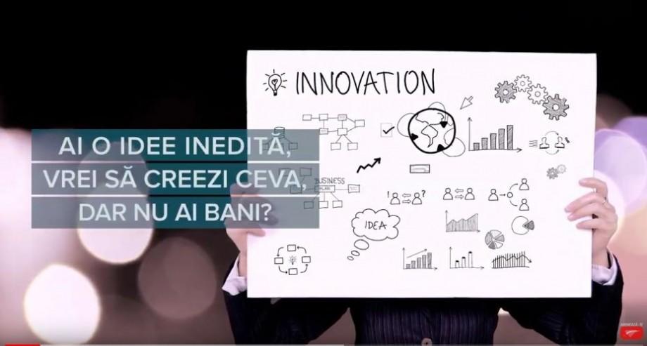 (video) Ai idei ingenioase, dar nu ai bani să le realizezi? Află cum aduni bani de pe Internet