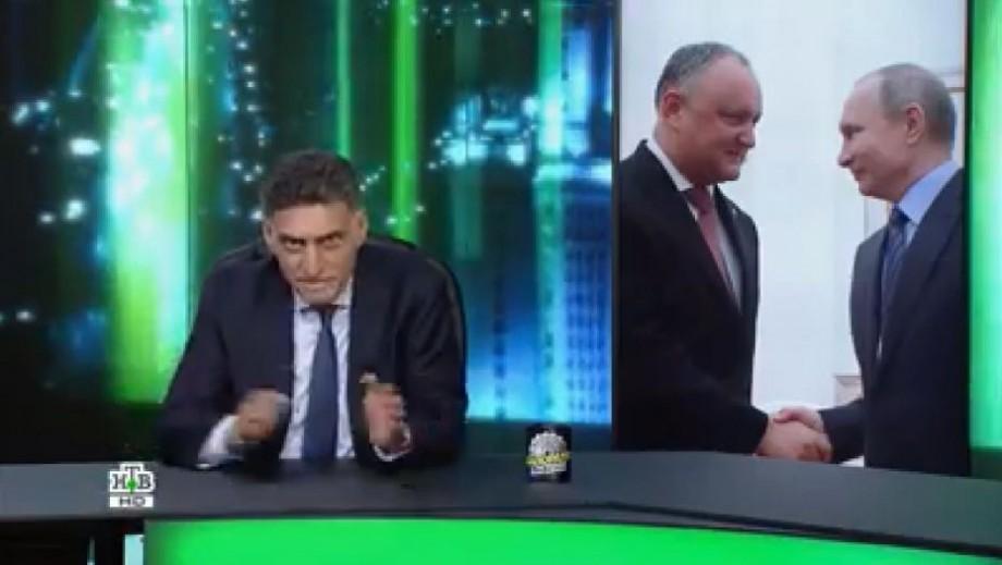 Stereotipuri umilitoare despre moldoveni, deghizate în glume. Cum a apărut Moldova la televiziunea rusă de stat