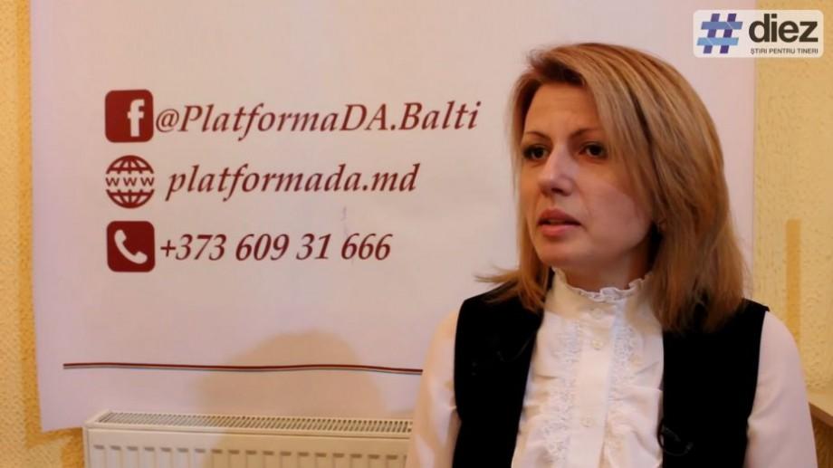 (video) Arina Spătaru despre impozitarea bisericilor, educația sexuală în școli și cum va face din Bălți un oraș european
