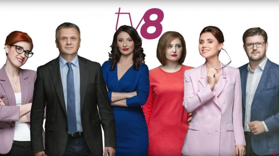 """(foto, video) TV8 lansează un nou spot de promovare, despre """"zgomotul Pi"""""""