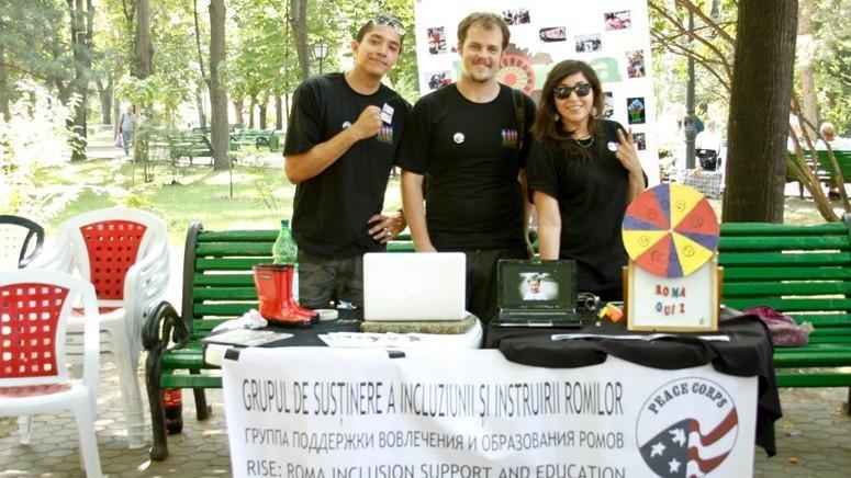 Corpul Păcii este în căutarea organizațiilor interesate să colaboreze cu voluntarii americani