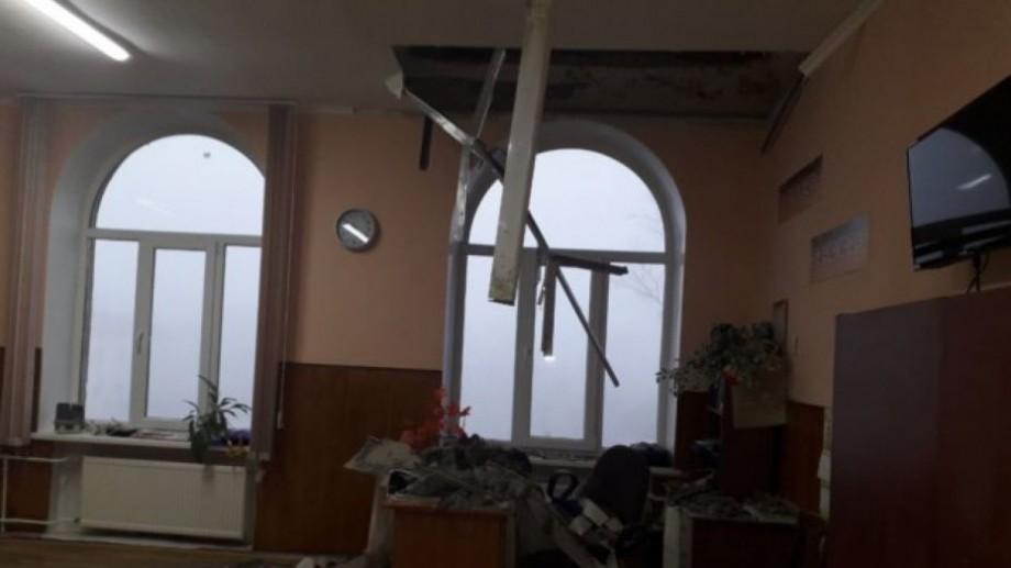 """Guvernul va aloca 3 milioane de lei pentru reparația acoperișului Liceului Teoretic """"Ştefan cel Mare"""" din Bălți"""