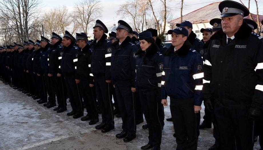 Peste 8000 de polițiști vor avea grijă de ordinea publică în ziua alegerilor