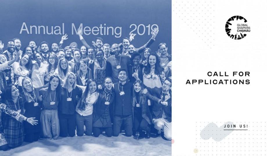 Alătură-te comunității Global Shapers, inițiativă a Forumului Economic Mondial