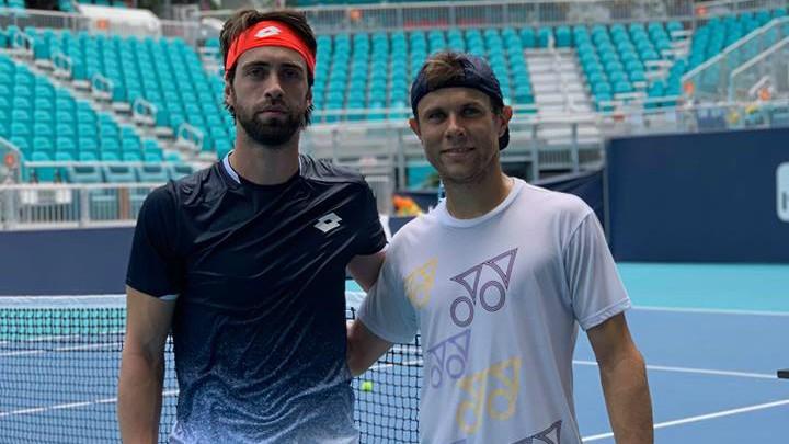 Radu Albot s-a calificat în runda a doua la dublu la turneul Miami Open 2019