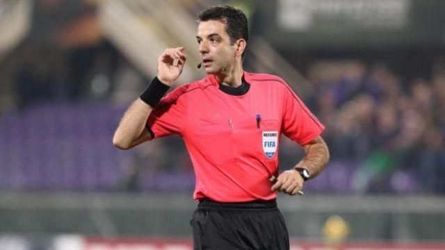 UEFA a desemnat arbitrul care va conduce meciul Moldova – Franța. Cine este acesta