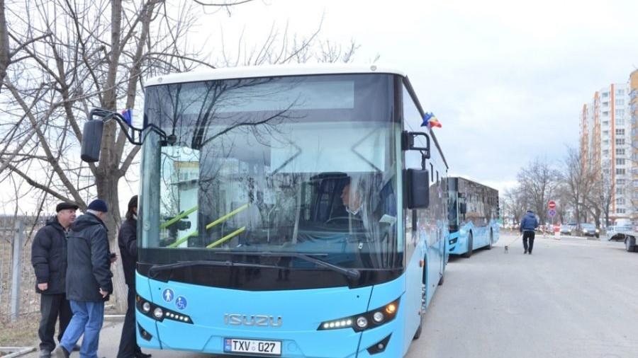 Cinci autobuze noi vor fi puse în circulație în această săptămână. Pe ce trasee vor circula