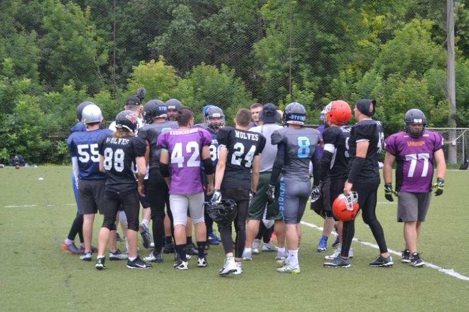 "(foto) Echipa ""Chișinău Sentinels"" recrutează jucători. Înscrie-te și cunoaște mai multe despre fotbal american"