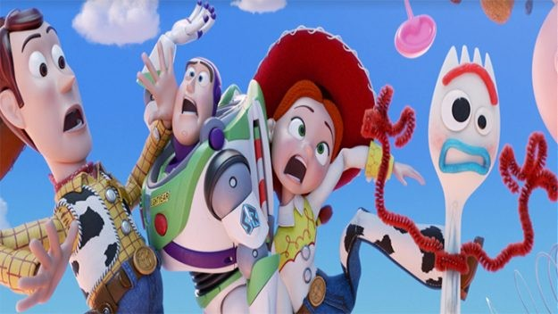 "(video) ""Toy Story"" revine. Studioul Walt Disney a lansat primul trailer complet al noului film de animaţie"
