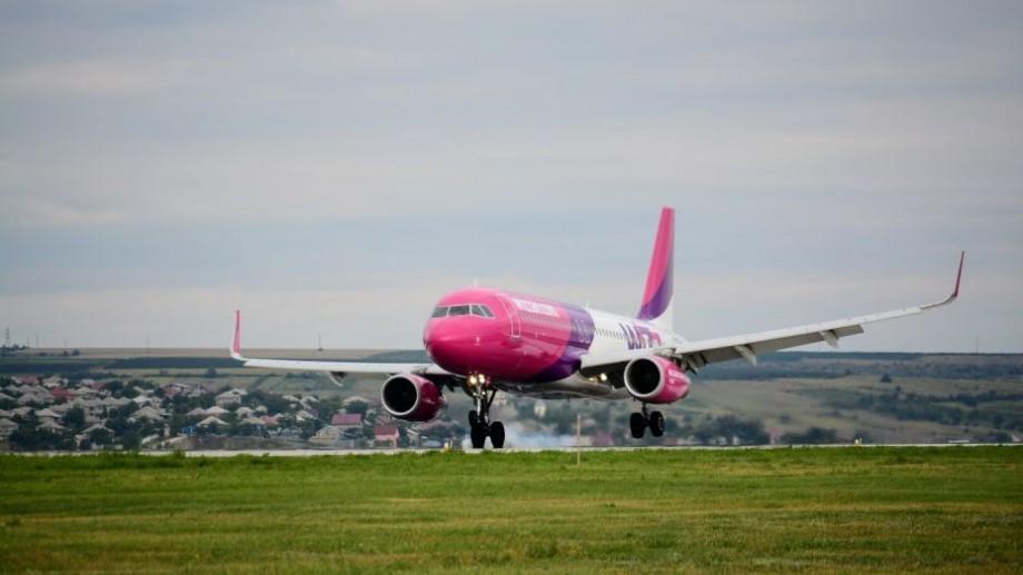 (foto) Wizz Air anunță lansarea unei noi curse din Chișinău spre Italia