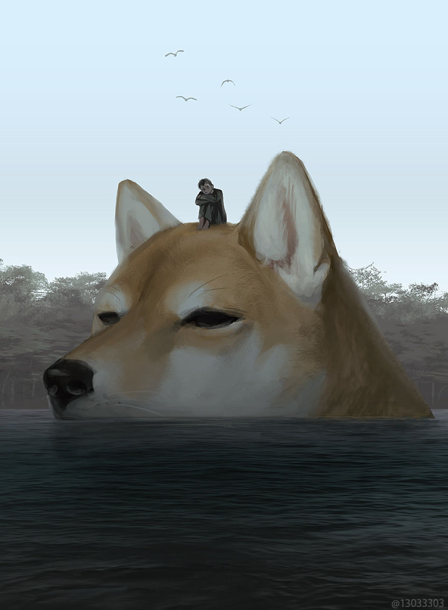 This-Japanese-illustrator-gives-life-to-giant-animals-5c9b2ea2880f6__880