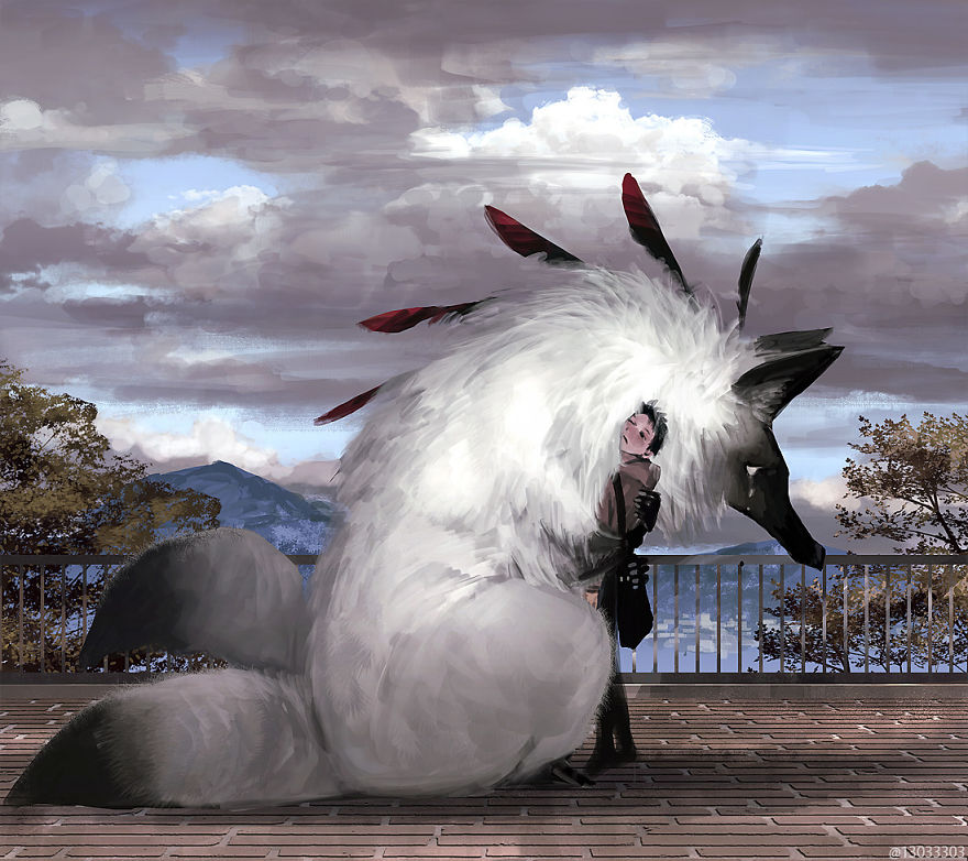 This-Japanese-illustrator-gives-life-to-giant-animals-5c9b2eadf0a8c__880