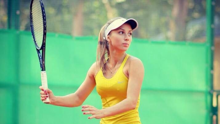 Jucătoarea de tenis din Moldova, Anastasia Vdovenco, s-a calificat în sferturile turneului W15 din Egipt