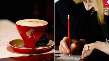"""Ziua în care cafeaua costă versuri. """"Plătește cu Poezie"""" și câștigă o călătorie la concertul interpretului Tom Odell"""