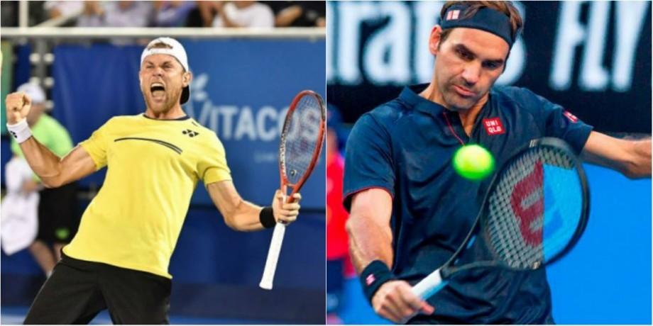Albot vs Federer. La ce oră, astăzi, va începe partida dintre acești tenismeni