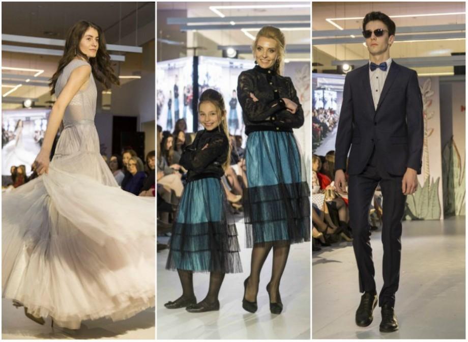(galerie foto) Toate colecțiile din prima zi de Moldova Fashion Days 2019. Care sunt trendurile vestimentare actuale