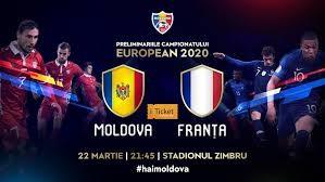 Unde poți urmări meciul Moldova-Franța dacă nu ai bilet