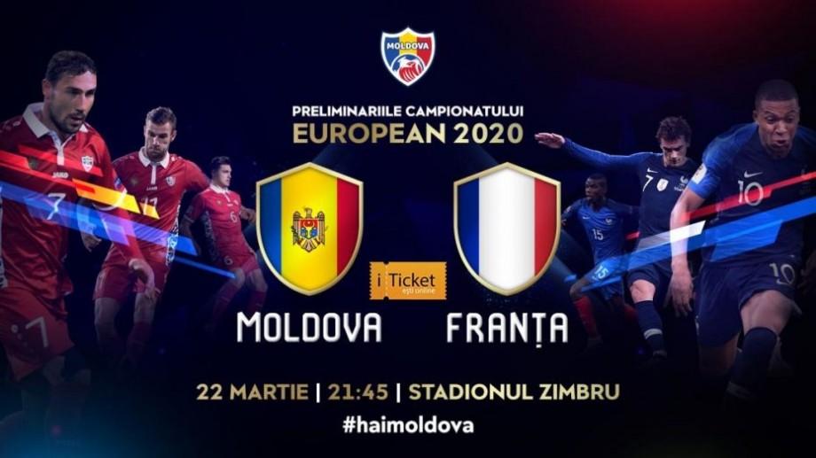 Internauții se plâng că nu pot procura bilete online pentru meciul Moldova-Franța. Care este reacția responsabililor
