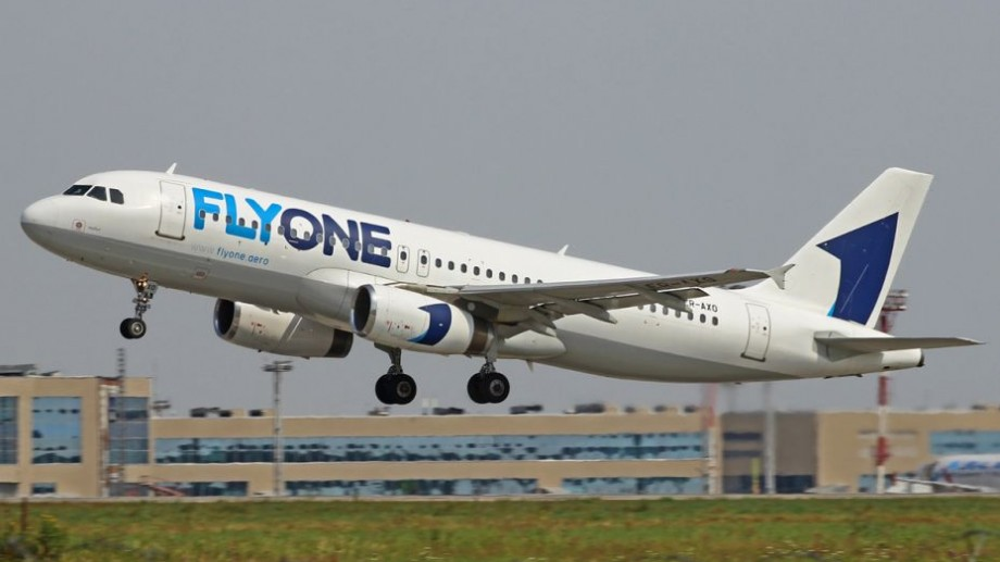 FlyOne pune la dispoziție 1200 de bilete la prețul de 49 de euro. Grăbește-te să le cumperi