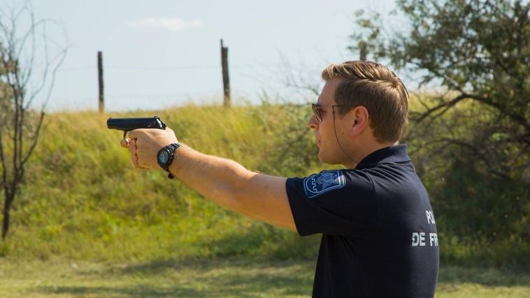 Șeful Poliției de Frontieră, Fredolin Lecari, este primul student moldovean al celui mai important program FBI