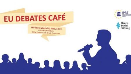 Îți plac dezbaterile? Participă la un eveniment public unde va fi discutat viitorul Europei și consecințele Brexitului