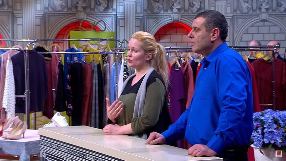 """(video) Un cuplu originar din Moldova, protagoniștii showului rusesc """"Модный приговор"""""""