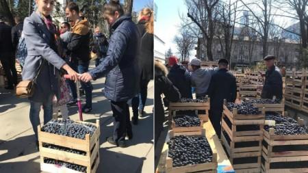 """(foto) """"Pentru voi, dragi viitori ingineri"""". Încă o facultate a Universității Tehnice a Moldovei a fost renovată"""