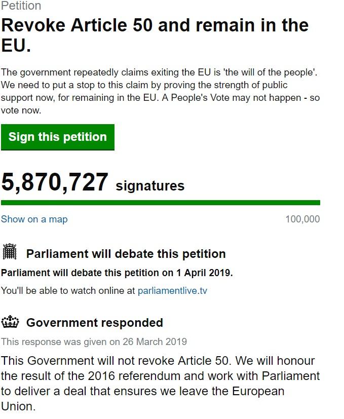 petiție