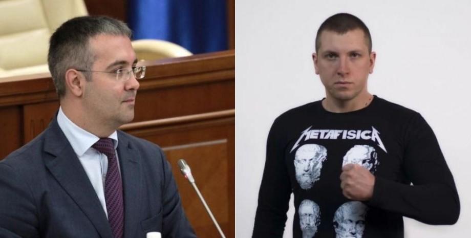 Sergiu Sîrbu: Am simțit doar o lovitură foarte puternică. Numai nu palmă a fost