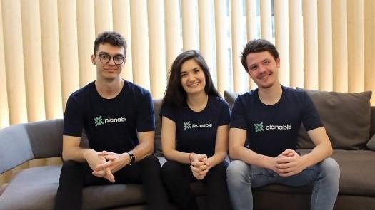 """Trei tineri din Moldova, autorii Planable, au ajuns în topul """"30 Under 30"""", în revista Forbes România"""