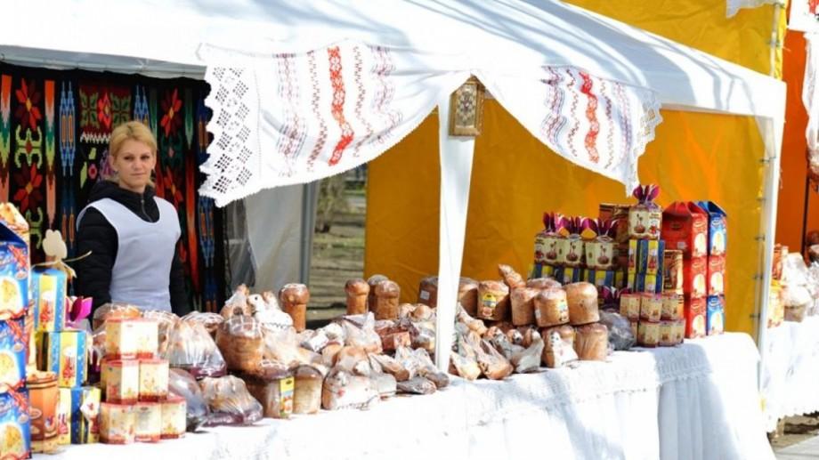Iarmaroace de Paști la Chișinău. Unde veți putea procura pască, cozonac și dulciuri
