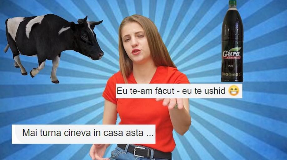 """(video) """"Mai turnau în casa asta"""" sau """"În beci intră care vrea, dar iese care poate"""". 15 fraze tipic moldovenești"""