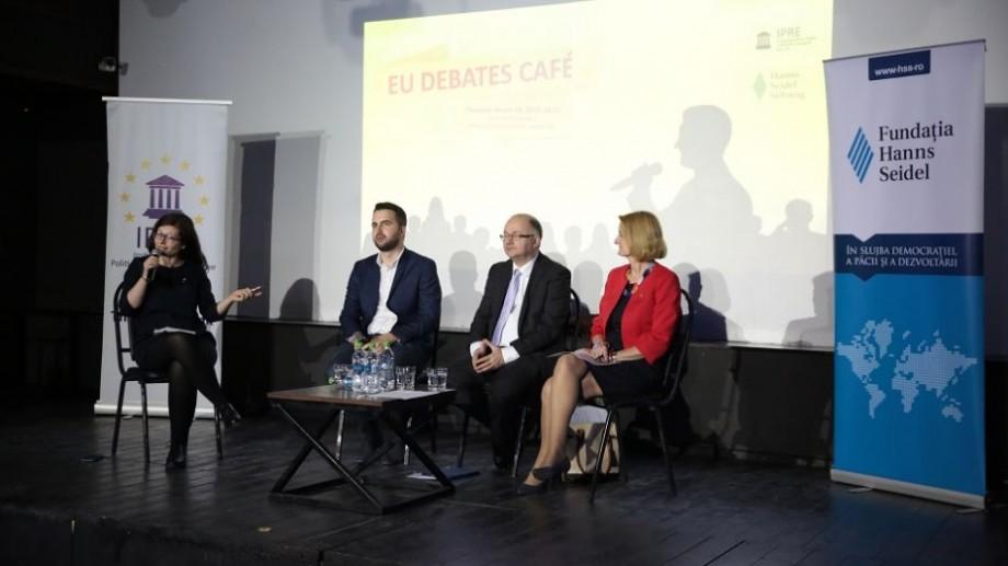 """Participă la EU Debates Cafe și află mai multe despre """"Securizarea frontierelor UE și ale Republicii Moldova în epoca provocărilor multiple"""""""