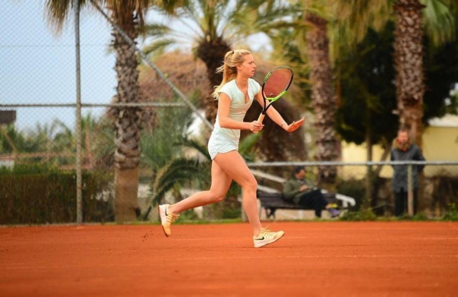 Jucătoarea de tenis din Moldova, Vitalia Stamat, a devenit campioană în proba de dublu la turneul W15 Shymkent