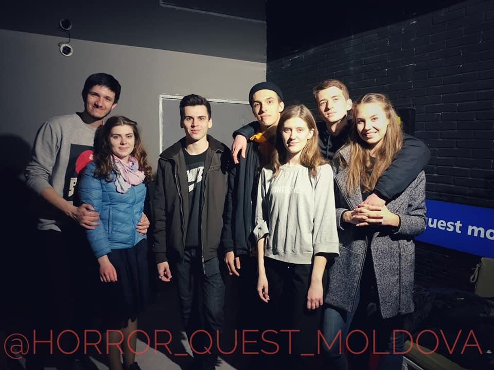 Fb/Horror Quest Moldova