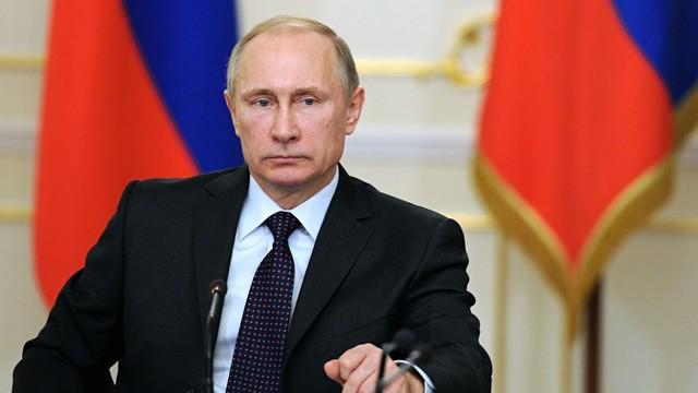 De două ori mai mic decât în 2017. Ce salariu a primit președintele rus, Vladimir Putin, în anul 2018