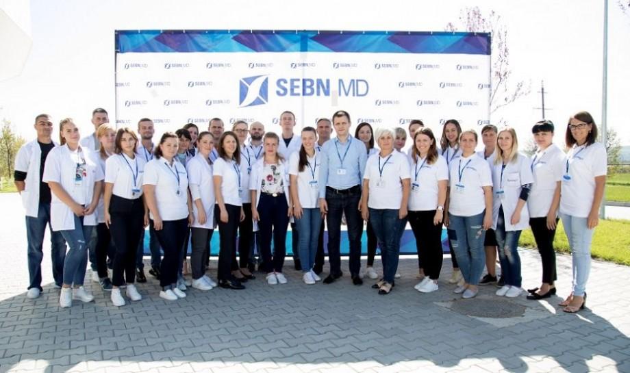 Nina Ungureanu, coordonator instruire, dezvoltare și comunicare SEBN a pregătit peste 800 de locuri de muncă la Târgul de Cariere Chișinău
