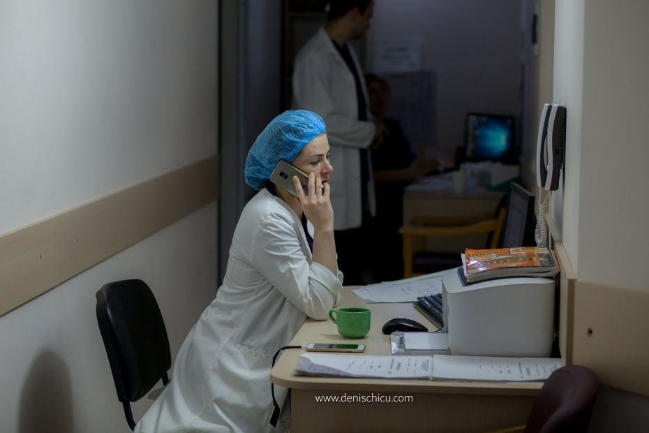 Medic Irina Castraveț15