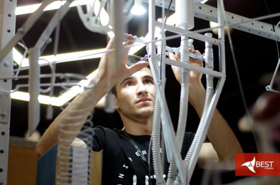 Vrei să-ți demonstrezi aptitudinile inginerești? Vino la cea de-a IX-a ediție a UTM Rube Goldberg