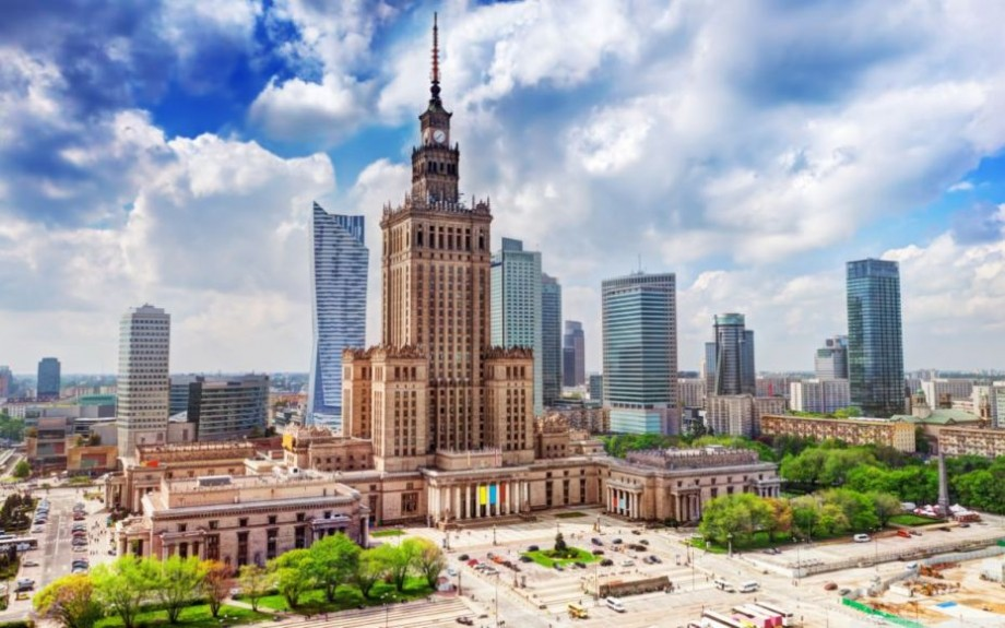 Cunoști geografia, cultura și istoria Poloniei? Participă la un concurs și câștigă un bilet pentru două persoane în Varșovia