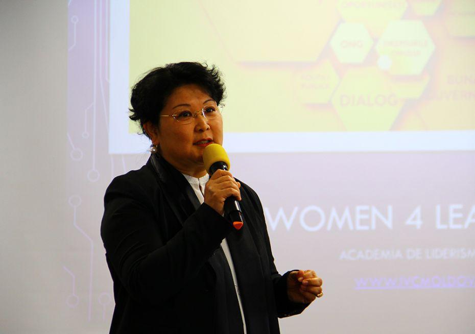 Woman 4 Leadership 19 aaprilie 2019 A