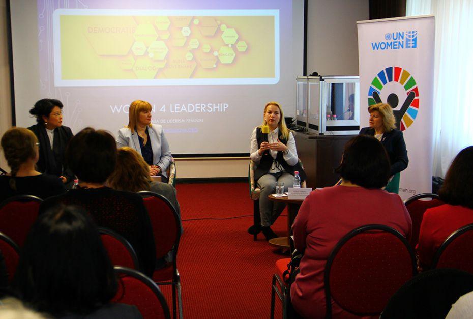 Woman 4 Leadership 19 aaprilie 2019 BB