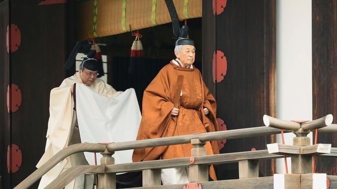 Împăratul Japoniei va abdica astăzi. Este pentru prima dată în ultimii 200 de ani