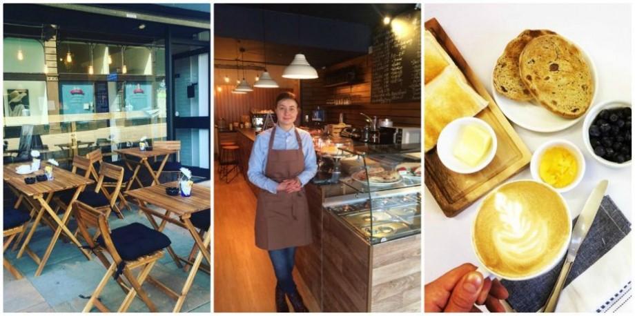 (foto) Cafeneaua unei moldovence a ajuns în topul celor zece localuri recomandate vizitatorilor în Manchester